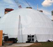 好来居野奢酒店帐篷-球形星空酒店帐篷定制生产厂家