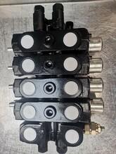 供应四联阀手动双向分配亚博直播APP,亚博赛事直播|首页机械多路阀DL40-d20L-4T-4C-4C图片