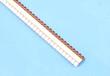 屏蔽接地簧熱處理后的鈹銅彈片導電鈹銅簧片五金電子鈹銅屏蔽簧片