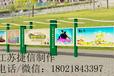 哈尔滨社区公告栏制造厂家哈尔滨捷信标牌科技有限公司