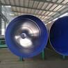 沧州输气管道专用埋地钢管防腐规格加强防腐钢管厂家