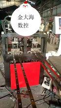 佛山市金大海全自动不锈钢冲孔机:防盗网冲孔机,铝合金冲床图片