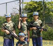 广州黄埔军校夏令营---强行止哭不利于心理发展