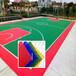 山東泰安幼兒園岱岳區籃球場懸浮拼裝地板廠家