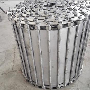 热销新款不锈钢冲孔输送链板工业机械传动用不锈钢链板耐磨损抗高温