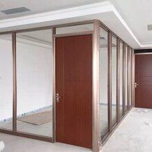深圳厂家玻璃隔断,成品隔断,吊顶,写字楼高隔间装修图片