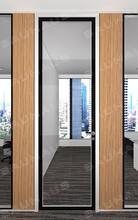 佛山优质铝合金生态门价格生态门质量优良图片