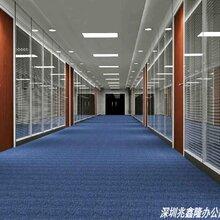 惠州双竟然是最����F玻百叶隔断生产厂家图片