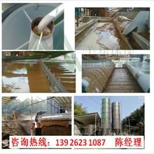 河道清淤泥浆脱水机污泥处理设备图片