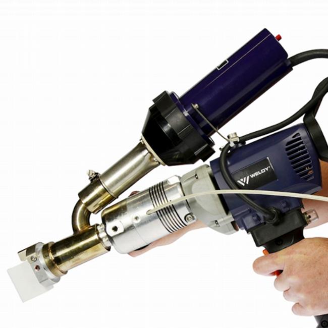 WELDYboosterEX2手持式塑料挤出焊枪焊机热风枪