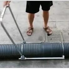 HDPE雙壁波紋管拉緊器手動通用型對接管道拉管器接管工具安裝器圖片