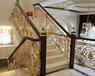 别墅楼梯护栏铜艺雕刻护栏厂家品质生活
