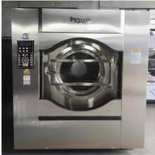 宾馆洗涤那个品牌好用洗脱机120公斤烘干机烫送布机图片