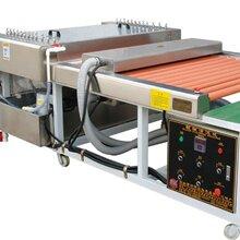 玻璃机械厂家弘泰鑫玻璃机械厂QX1200型玻璃清洗机图片