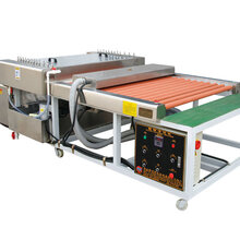 佛山玻璃机械厂家弘泰鑫玻璃机械QX800型玻璃清洗机图片