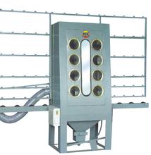 玻璃机械厂供应PS-玻璃手动喷砂机图片