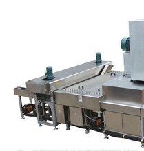 QX1600D镀膜玻璃专用卧式清洗机图片