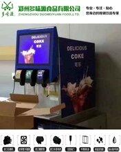 可乐机投放餐厅可乐机饮料机供应商图片