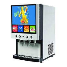 寶雞飲料機供應自助果汁機合作圖片