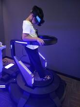 站立式VR--极限旅行者设备,VR震动出租租赁图片