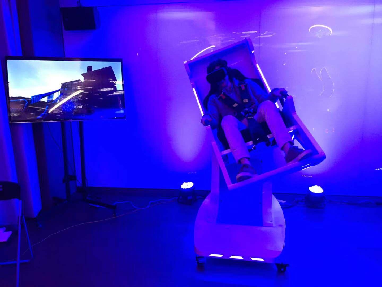 上海VR设备VR时空穿梭AR体感游戏租赁