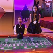 拉斯维加斯游戏桌出租21点、大小点、德扑租赁图片