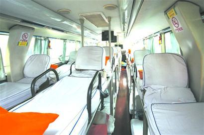 从西安到太仓卧铺汽车全程高速:客车多少钱