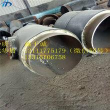 蒸汽钢套钢保温管/供暖蒸汽钢套钢保温管/蒸汽钢套钢保温管厂家/供暖钢套钢保温管厂家图片