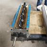 專業供應方便面切絲刀不銹鋼面刀粉絲刀掛面生產配件面梳食品輸送機