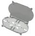 廠家直銷通訊產品直熔盤12/24芯-熔纖盤