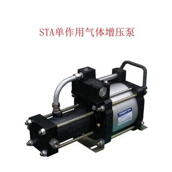 青海氮气气体增压泵