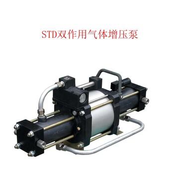 山西气驱气体增压泵气动增压泵