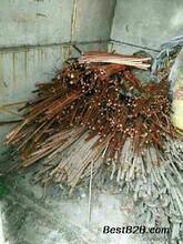东莞桥头镇高压废电缆估计多少钱一米?钢板垫路回收兼施工单位图片