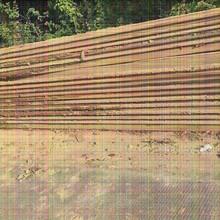 护壁钢板施工工程以及专业收购、汕尾海丰挡土围堰价位图片