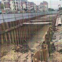 汕尾鋼板樁工程量計算公式工程專業誠信廣東創達工程施工