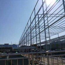 广东东莞承接钢结构厂房搭建、星铁瓦搭建工程图片