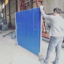 东莞市地区彩钢结构车棚搭建价格图片