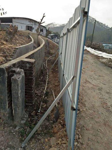 東莞虎門房屋的拆除工程
