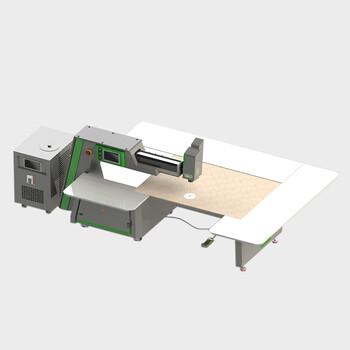 最大输出功率500w大台面广告激光焊字机H500