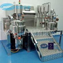 金宗机械反应釜化工生产设备涂料生产设备图片