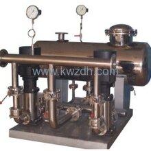 HBD管网叠加(无负压)变频恒压供水设备