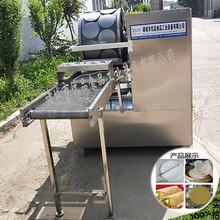 方形春卷皮机器方形薄饼机全自动方饼皮机图片