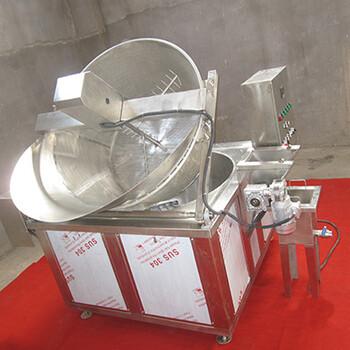 小龙虾油炸锅—厂家生产小龙虾油炸锅