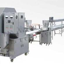 全自动春卷机生产春卷皮卷包春卷生产线图片