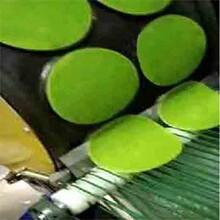 全自动绿色果蔬饼皮机-蔬菜汁面皮机厂家直销图片