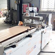 肯德基鸡肉卷饼机全自动生产卷饼机山东单饼机图片