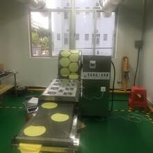辽宁盘锦小卷饼加盟机的用途原理做春卷图片