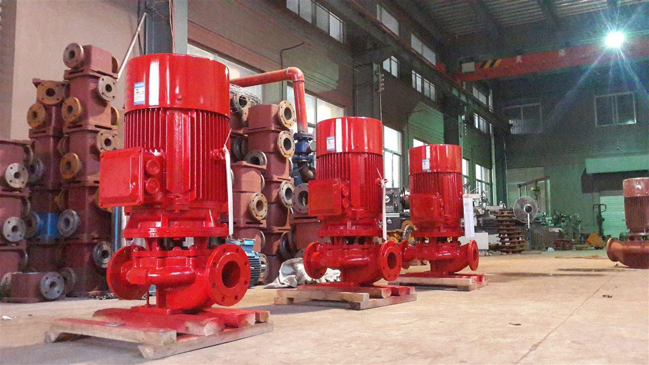 天津河东立式单级消防泵价格优惠