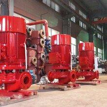 天津河东立式单级消防泵价格优惠图片
