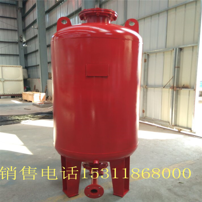 阿拉善右旗5立方压力罐150升膨胀罐批发零售